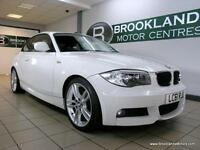 BMW 1 SERIES 2.0 118d M SPORT Coupe [BMW SERVICE HISTORY and 30 ROAD TAX]