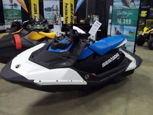 2019 Sea-Doo SPARK 3-up Rotax 900 HO ACE IBR, CONV & Sound S