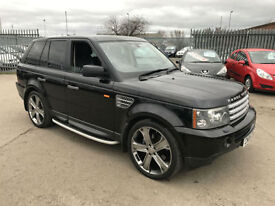 Land Rover Range Rover Sport 2.7TD V6 Auto HSE 2006 * ABSOLUTE BARGAIN *