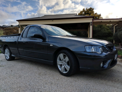 2008 Ford Falcon XR6 BF Ute Bacchus Marsh Moorabool Area Preview