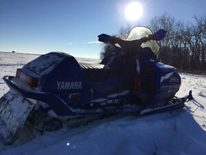 1999 Yamaha srx 600 triple