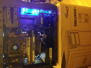 Gaming desktop neuf I5 9400F rtx 2070 ssd hdd 2tb