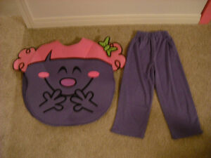 KIDS 2T TO 3T PLAY/HALLOWEEN COSTUME - LITTLE MISS GIGGLES