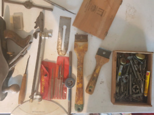 Wood working tools