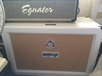 Orange PPC212 2x12 closed back speaker cabinet 2014 limited edition
