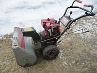 CRAFTSMAN SNOWBLOWER 8hp