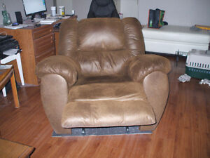 Rocker/ Recliner by Ashley....check out all my for sale ad's Cambridge Kitchener Area image 2