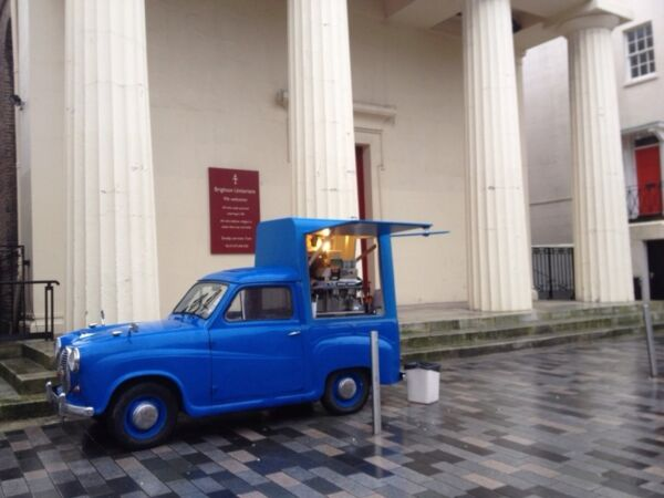 1966 austin A35 coffee van- great opportunity  East Sussex Picture 2
