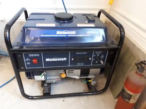 Génératrice 1000 Watt MasterCraft