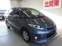 TOYOT ESTIMA 2.4 PETROL HYBRID 2012(12),7 SEATERS,LOW MILEAGE