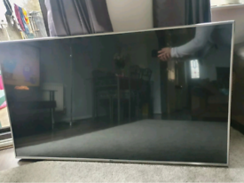 LG 55 inch 4K HD smart TV spares and repairs