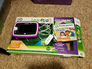 Leap frog leappad3 like new condition. Used on road trip