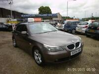BMW 5 Series 2.5 525i SE Saloon 4d 2494cc
