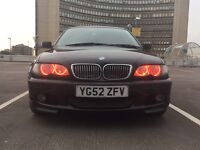 BMW 3 SERIES SE M SPORT 320D E46
