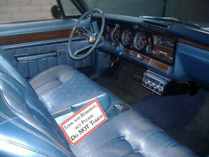 1967 CHEVROLET- DEALER INSTALLED 8-TRACK