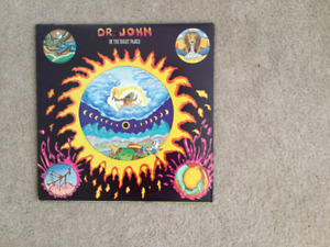 Dr. John In The Right Place 33 1/3 RPM vinyl LP
