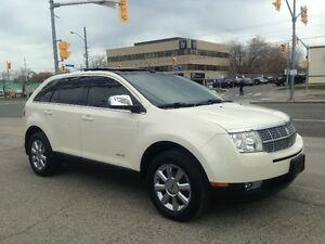 2007 LINCOLN MKX AWD LEATHER PANARAMIC NAVI POWER LIFT GATE