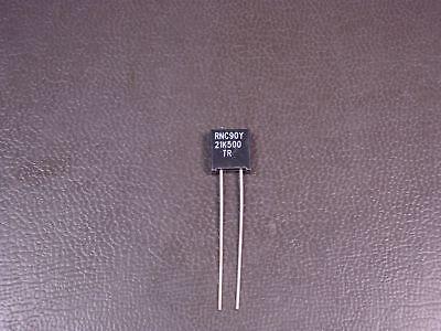 Rnc90y21k500tr Vishay Metal Foil Resistor 21.5k Ohm 600mw 35w 0.01 Radial Nos