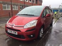 Beautiful big luxury automatic c4 Picasso diesel FSH 1 owner immaculate, long MOT no advisories