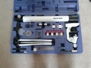 Meade Telescope and Microscope Kit
