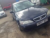 Honda Accord vtec low millage 350 no offers
