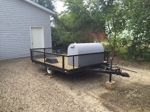 Completley re done utility trailer