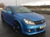 Vauxhall Astra VXR 2.0i 16v Turbo (blue) 2006