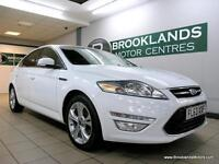 Ford Mondeo 2.0TDCI TITANIUM X BUSINESS ED 140PS [6X SERVICES, SAT NAV, LEATHER,