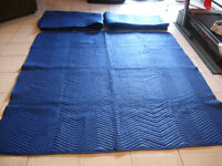 MOVING BLANKET/COUVERTURE POUR DEMENAGER