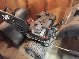 Snowblower 10.5 hp