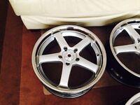 Alloy wheels / Porsche /audi/bmw/mercedes