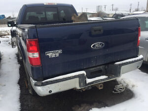 2008 Ford F-150 for parts engine seized