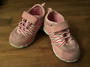 Girl's Size 4 Pink Runners (Toddler)