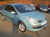 2008 Renault Clio 1.2 16v ( 75bhp ) Rip Curl+lovely condition+colour