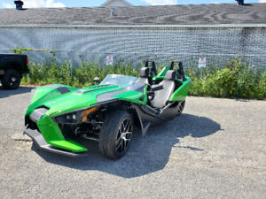 Polaris Slingshot 2018 SL ICON DRAGON GREEN
