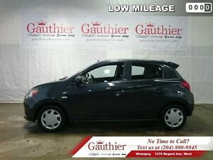2014 Mitsubishi Mirage ES  - Low Mileage