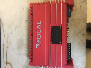 Focal solid 4 amplifier LIKE NEW