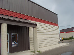 2000 SQFT. SHOP FOR SALE OR LEASE & PLUMBING COMPANY