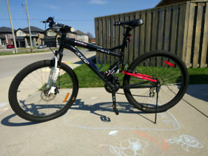 CCM Dual Suspension Mountain Bike