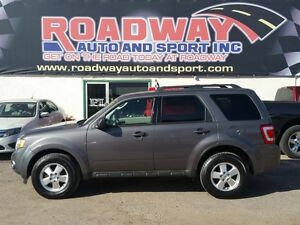 2011 Ford Escape XLT V6 4WD 6AT