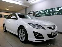 Mazda 6 2.2D Takuya 163PS [LEATHER, HEATED SEATS and STUNNING COLOUR]