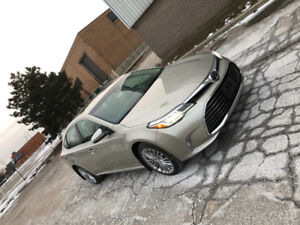 2017 Toyota Avalon Limited Edition - 5697 KMS
