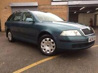 2006 56 SKODA OCTAVIA 1.9 AMBIENTE TDI 5D ESTATE, 7 SERVICES ONLY 2 FORMER KEEPE