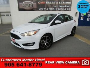 2015 Ford Focus SE  CAMERA HEATED SEATS BLUETOOTH ALLOYS