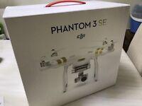 New DJI Phantom 3 4K SE Camera Drone Brand New - UK dispatch express delivery