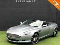 2007 Aston Martin DB9 5.9 V12 VOLANTE 2d 451 BHP Convertible Petrol Automatic