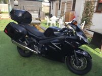 2013 Triumph Sprint GT 1050 ABS with extras