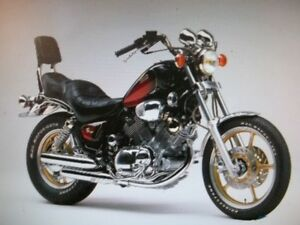 1984 YAMAHA VIRAGO 1000  Parting out !!   CALL for parts needed