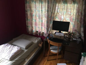 bedroom for rent at Quinpool from October
