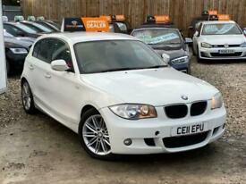 image for 2011 BMW 1 Series 118d M Sport 5dr HATCHBACK Diesel Manual